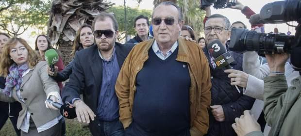 La Fiscalía Anticorrupción recurre la concesión del tercer grado a Carlos Fabra