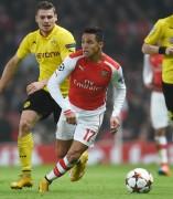 Arsenal - Borussia