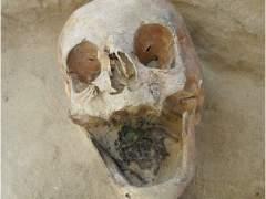 Las tumbas para vampiros en Polonia acogen a v�ctimas del c�lera