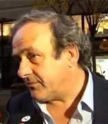 "Platini :""Alemania gano el Mundial"""