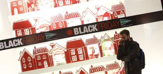 El 'Black Friday' y el 'ciberlunes' marcan el inicio de la temporada de compras navideñas