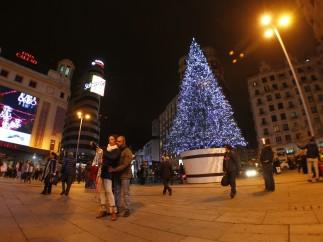 Árbol de Navidad de Callao