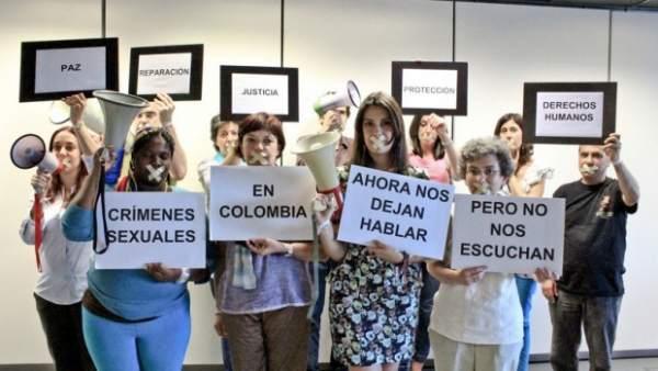 Crímenes sexuales en Colombia