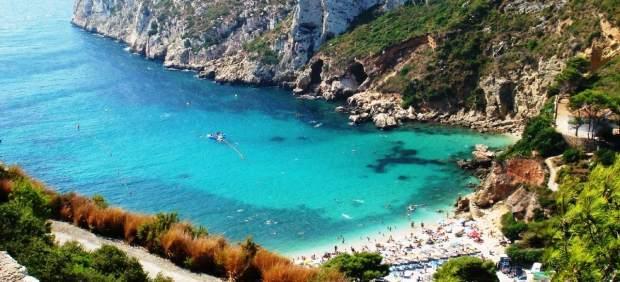 Playa de granadella, valencia