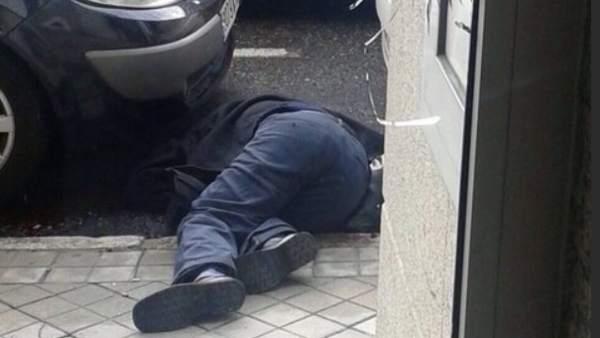 Atracador fallecido en Vigo