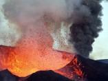 Erupción del volcán Foco