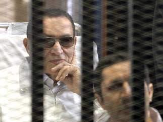El expresidente de Egipto Hosni Mubarak queda en libertad seis años después de ser derrocado