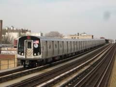 El metro de Nueva York registra temperaturas de 40 grados