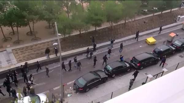 Un hincha gallego muere tras una pelea de ultras