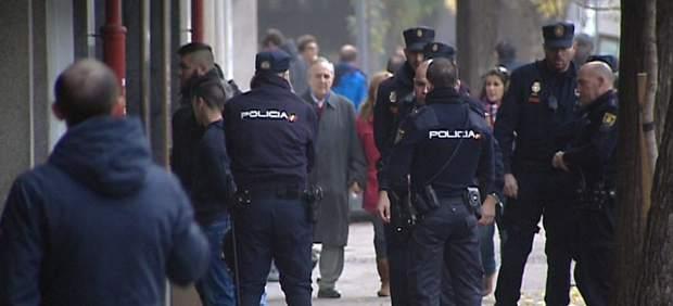 Detenidos tras la reyerta entre ultras