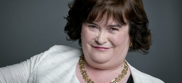 Susan Boyle lanza el disco 'Ten' en el décimo aniversario de su debut