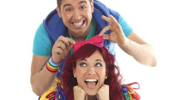"""Juan """"D"""" y Beatriz"""
