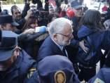 Cotino declara ante el TSJCV por la visita del Papa