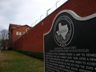 Unidad de Huntsville, Texas