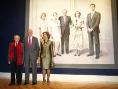Cuadro de la familia real