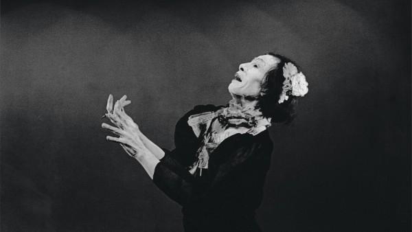 Kazuo Ohno, premiere of 'Admiring La Argentina', Tokyo, 1977