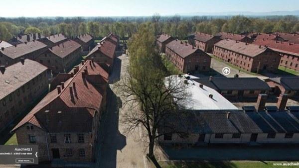 Auschwitz estrena una visita virtual 360º por su 70 aniversario