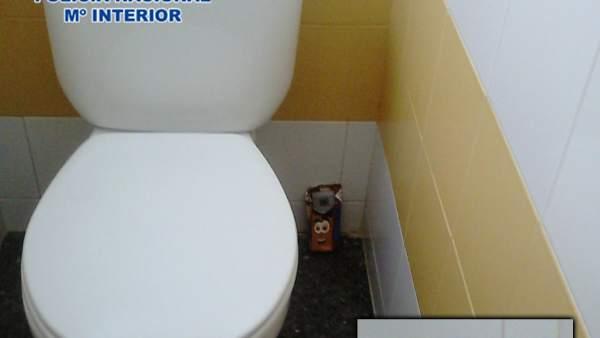Camara espia en vestuario 2 - 3 10