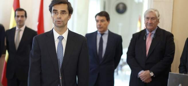 Javier Maldonado, consejero de Sanidad de la Comunidad de Madrid