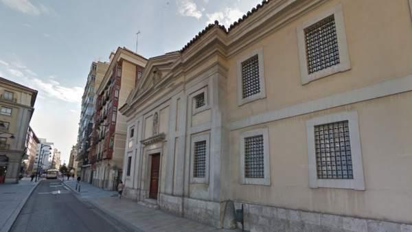 Convento de San Joaquín y Santa Ana