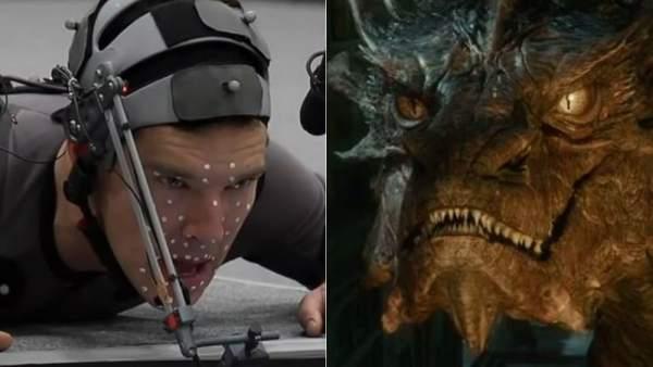 Benedict Cumberbatch, como Smaug