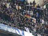 Hinchas del Madrid
