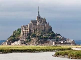 El Mount St.Michel, en Francia.