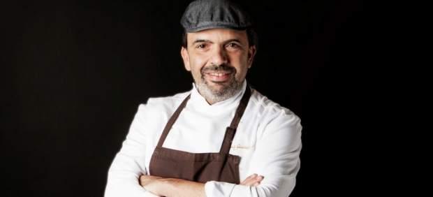 El cocinero Jesús Sánchez