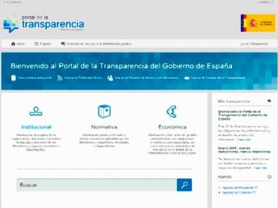 En marcha 'la web de la Transparencia'