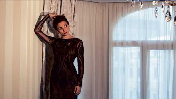 Leonor Watling en la portada del 'Extra Navidad 2014'