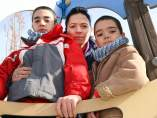 Miguel Ángel y David, dos niños granadinos que sufren epilepsia generalizada criptogénica