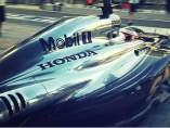 El monoplaza McLaren-Honda MP4-29H.