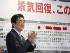"""Shinzo Abe promete """"medidas contundentes"""" ante Corea del Norte tras su reelección"""