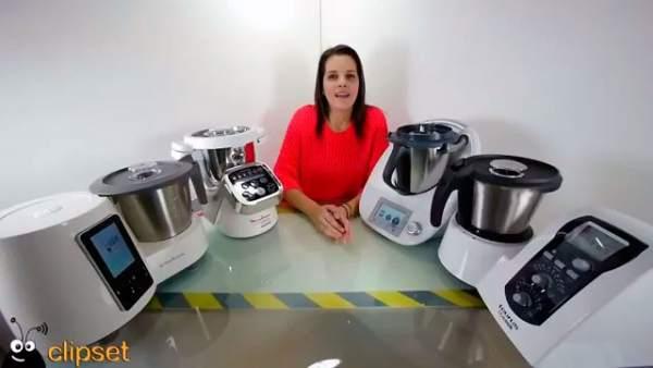V deo cu l es el mejor robot de cocina for Cual es el mejor robot de cocina