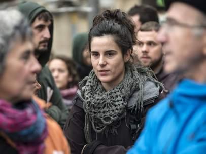 Jone Amezaga, detenida por enaltecer a ETA
