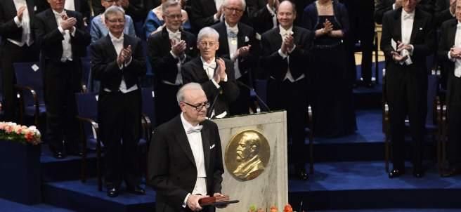 Patrick Mondiano recibe el Nobel de Literatura