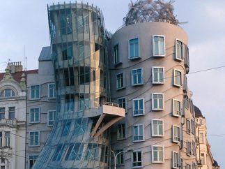 Nationale-Nederlanden Building, 1992-1996 (réalisé). Prague, République Tchèque