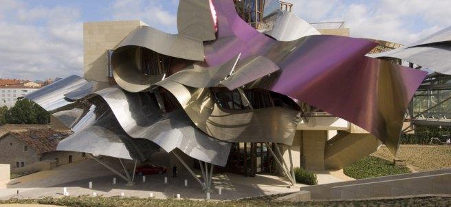 'Hotel Marqués de Riscal', 1999-2006 (réalisé)