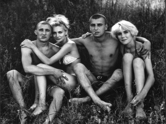 Nikolai Bakharev, Untitled #70, from the series Relation, 1991-1993