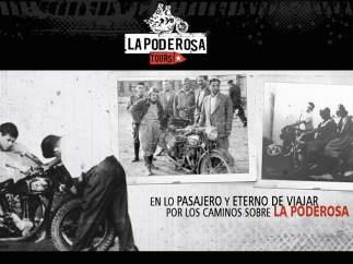 'La Poderosa', en Harley-Davidson, por Cuba