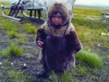 A future owner of the tundra (Nenets)