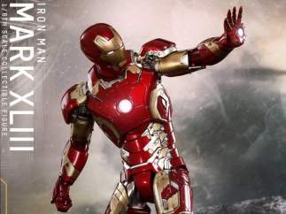 Iron Man estrena armadura