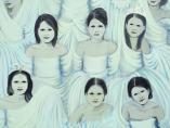 'Les D�butantes (blanc lunaire)', 2014