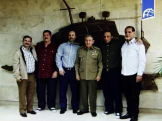 Agentes cubanos
