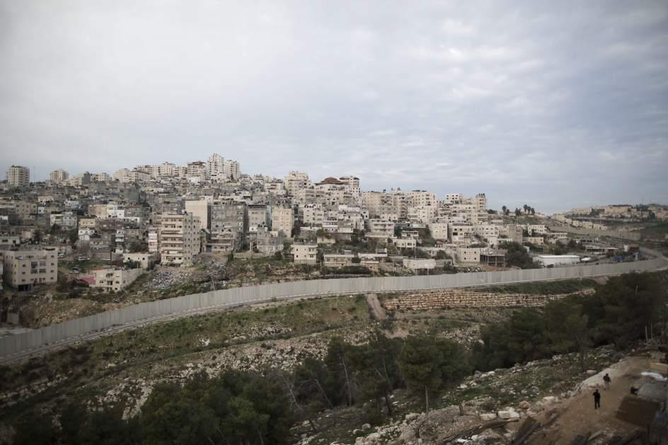 Propuesta para que Israel se retire de los territorios palestinos