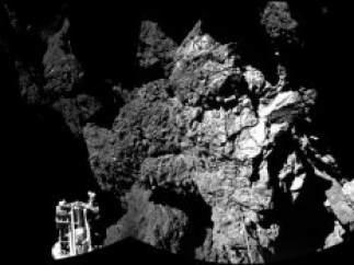 Rosetta / Philae / CIVA.