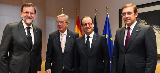 Los líderes europeos apoyan el plan de inversión de Juncker pero sin aportar de momento fondos