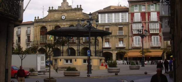 Haro, Plaza Mayor
