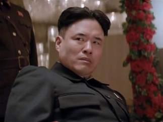 Kim Jong-un en The Interview