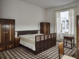 Josef Hoffmann, Bedroom in the Johanna and Dr. Johannes Salzer apartment, 1902 (reconstruction)